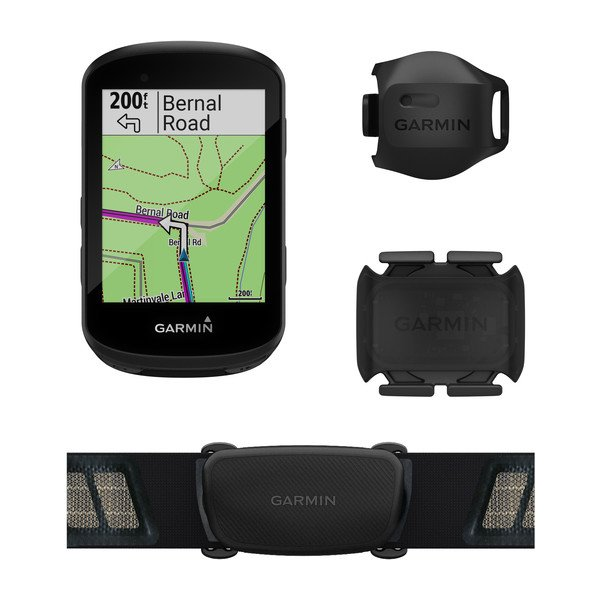 NAVIGATORE GARMIN EDGE 530 GPS BUNDLE EU